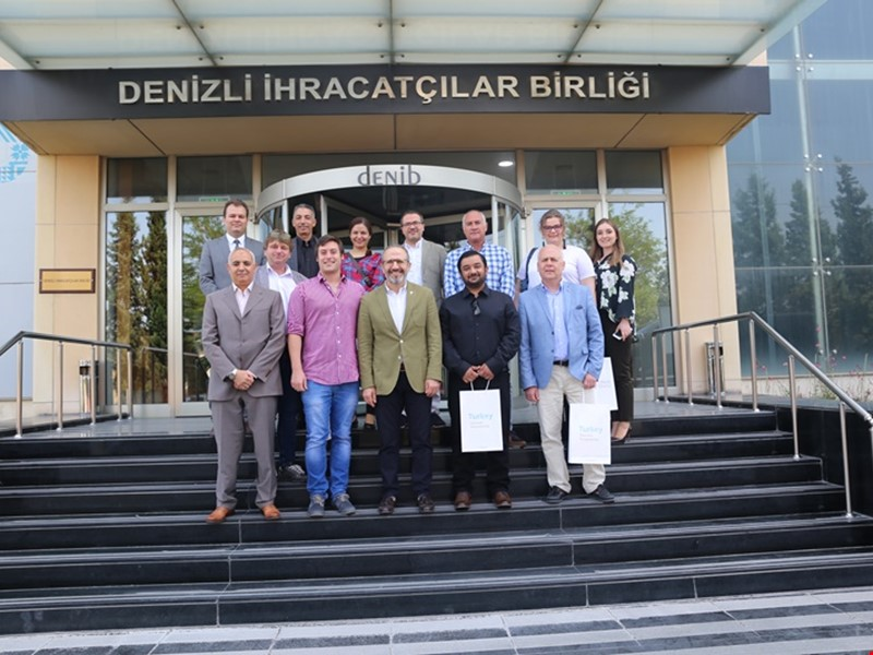 Two More Buyer Missions By Denizli Exporters Association...