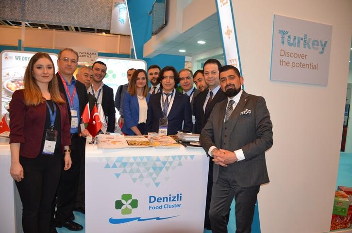 DENİB - Denizli Exporters' Association - DENIB- Denizli Food